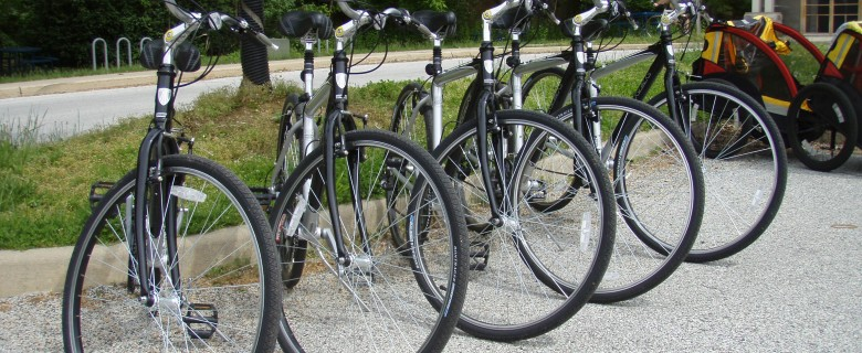 Valley Forge Bike Rental In Valley Forge National Historical